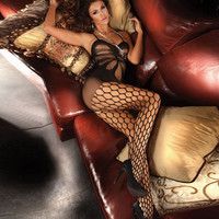 On Sale Cute Hot Deal Sexy Hollow Out Spaghetti Strap Socks Exotic Lingerie [6596492611]