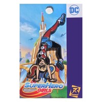 DC Superhero Girls Harley Quinn Pin - Fansets - DC Comics - Pins at Entertainment Earth