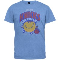 Mister NBA - Mister Knicks Soft T-Shirt