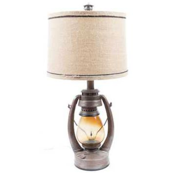 Vintage Lantern Table Lamp | Hobby Lobby | 534065