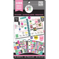 Create 365™ The Happy Planner™ Everyday Plans Value Pack Stickers