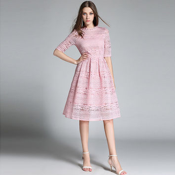 Elegant Cocktail Dress