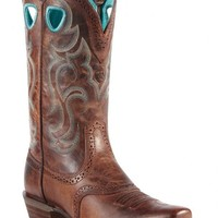 Ariat Rawhide Cowgirl Boots - Square Toe - Sheplers
