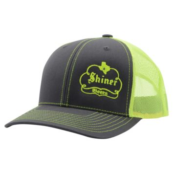 Left-Panel Shiner Premium Hat
