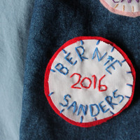 Bernie Sanders For President 2016 Patch