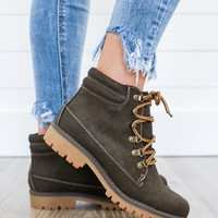 Waterfall Hiking Boot - Brown