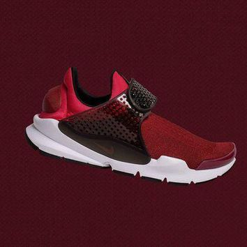 NOV9O2 NIKE SOCK DART KJCRD Gym Red