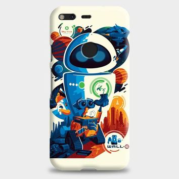 Disney Wall-E Artwork Google Pixel XL Case | casescraft