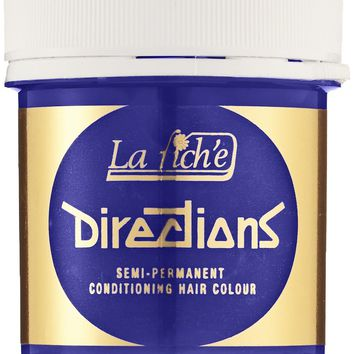 La Riche Directions - Color de Cabello Semi-permanente, matiz Lagoon Blue, 89 ml: Amazon.es: Belleza