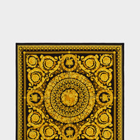 Versace Baroque SS'92 Tribute Silk Foulard for Women | US Online Store