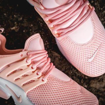NIKE WMNS AIR PRESTO - SUNSET TINT/WHITE ¨C PACKER SHOES