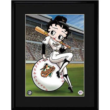 Baltimore Orioles MLB  Betty On Deck Collectible