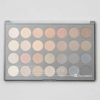 BH Cosmetics 28-Color Eyeshadow Palette, Multi