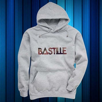 bastille Hoodies Hoodie Sweatshirt Sweater gray and beauty variant color for Unisex size