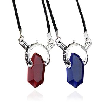 Fashion Jewelry DMC Devil May Cry 5 Dante Pendant Necklace for Women Jewelry