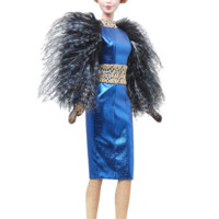 The Hunger Games: Catching Fire Effie Doll | Barbie Collector