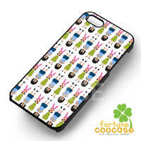 Tina and Louise Belcher Cartoon -rdh for iPhone 6S case, iPhone 5s case, iPhone 6 case, iPhone 4S, Samsung S6 Edge