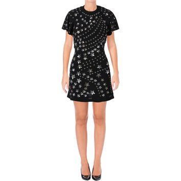 Juicy Couture Black Label Womens Cocktail Going Out Party Dress