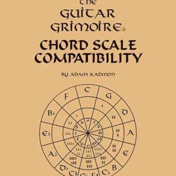 VONW9Z The Guitar Grimoire: Chord Scale Compatibility
