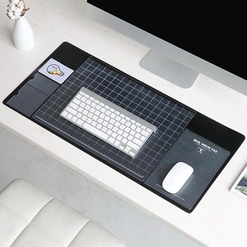 Portable Home Mat Multifunctional Weekly Planner Organizer Desk Table Storage Memo Mat Table Mat #239125