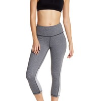 Z By Zella | Colorblock Crop Legging | Nordstrom Rack