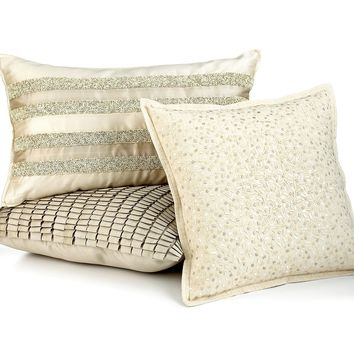 Hotel Collection Bedding, Celestial Decorative Pillow Collection - Bedding Collections - Bed & Bath - Macy's