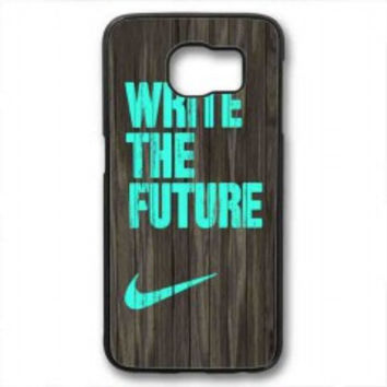 write the future nike for samsung galaxy s6 case