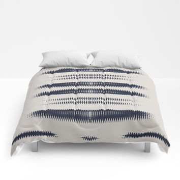 Almost Cozy glitch Comforters by duckyb