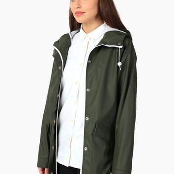 Penfield.com | Wmns Kingman Olive Jacket