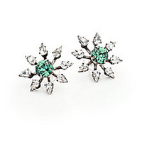 DANNIJO - Constantina Crystal Earrings - Saks Fifth Avenue Mobile