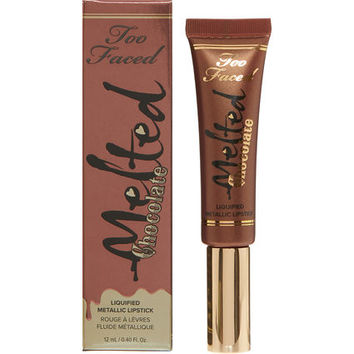 Melted Metallic Frozen Hot Chocolate Lipstick 12ml - Make-Up - Beauty - Women - TK Maxx