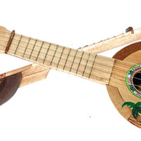 coconut ukulele - 17 inch Case of 6