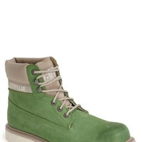 Men's Caterpillar 'Colorado' Leather Round Toe Boot