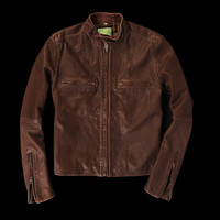 UNIONMADE - Levi's Vintage Clothing - 1960s Buco Leather Jacket