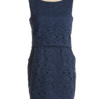The Audrey Dress in Blue - $48.71 : Indie, Retro, Party, Vintage, Plus Size, Convertible, Cocktail Dresses in Canada