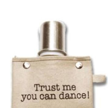 Trust Me - Canvas Flask 120ml