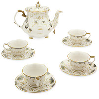 Beauty and the Beast Limited Edition Fine China Tea Set - Live Action Film | Disney Store