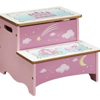 Guidecraft Princess Storage Step Up - G86306