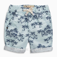 Quality 100% Woven Cotton New 2016 Baby Boys Clothing Children Toddler Kids Clothes Beach Shorts Summer Casual Pants Baby Boys
