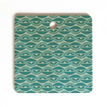 Heather Dutton Lazy Days Cutting Board Square