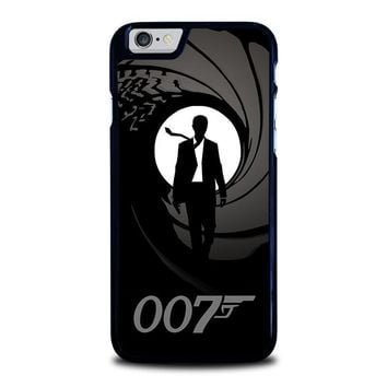 james bond 007 iphone 6 6s case cover  number 1