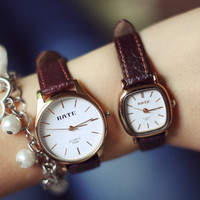 Women Classic Small Watch High-quality Watches + Christmas Gift Box-15