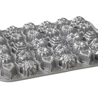 Bundt Tea Cakes & Candies Pan, Bakeware Pans