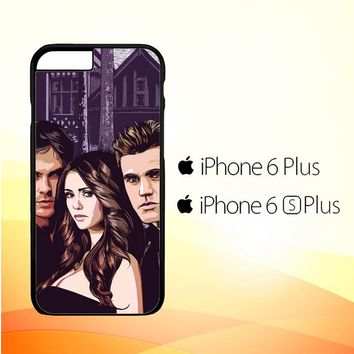 Vampire diaries Y0995 iPhone 6 Plus|6S Plus Case