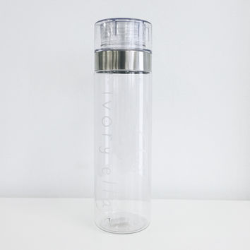 White Ella Water Bottle