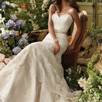 Bridal Gowns, Wedding Dresses by Tara Keely - Style tk2206