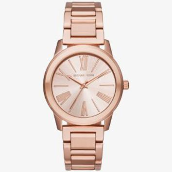 Hartman Rose Gold-Tone Watch | Michael Kors