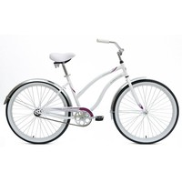 Mantis 26-in. Dahlia Cruiser Bike - Women (White)