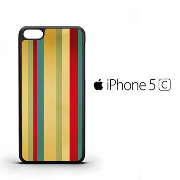 Vintage Stripes Y1921 iPhone 5C Case