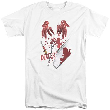 Dexter - Tools Of The Trade Short Sleeve Adult Tall